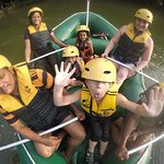 On the Raft with Kids