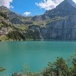 Oeschinen Lake a nearby Hike