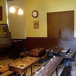 National Trust Museum of Childhood - classroom