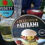 Ellis Gourmet Burger - Leuven Foto