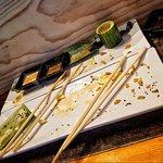 Foto de Naked Fish Sushi Restaurant