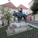 ภาพถ่ายของ Saint George Statue