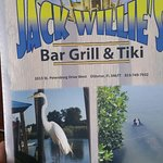 صورة فوتوغرافية لـ ‪Jack Willie's Tiki Bar & Restaurant‬