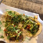 Three tacos are plenty of food - at 100 SEK it's a find!