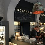 Nostress cafe restaurant Foto