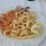 Foto de Lo Scoglio - Specialita' di Mare