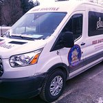 Need a ride? Call us about our shuttle bus!