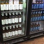 Bottle beer options