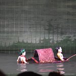 ภาพถ่ายของ Lotus Water Puppet