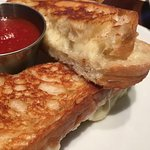 saganaki grilled cheese... as good as it looks!