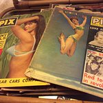 Old PIX mags available at Quality Junk