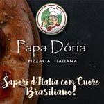 A verdadeira Pizza Italiana.