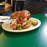 Billede af Happy Burger
