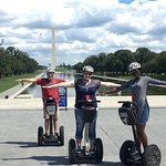 Great way to see the Mall and monuments