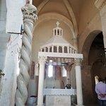 Particolare chiesa santa Maria Assunta