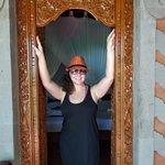 Amazing traditional Balinese door ways