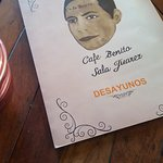 Photo de Cafe Benito/Sala Juarez