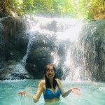 ภาพถ่ายของ Aguinid Falls