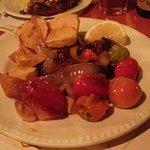 χοιρινό με ντοματούλες