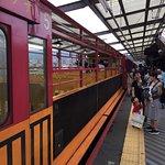 ภาพถ่ายของ Sagano Romantic Train