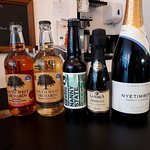 Cider, beer, Prosecco and Cuvee is now available!