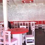 Restaurante amplio