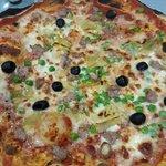 Pizza misura grande