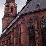 Foto van Church of the Holy Ghost (Heiliggeistkirche)