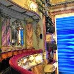 The beautiful Novello Theatre