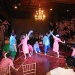 a Muslim inspired wedding dance