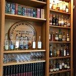 la fornitura di Whiskey