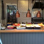 Carvery Counter