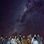 Esta es la foto grupal que nos regalaron ♥