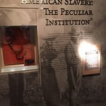 Real artifacts about a dark time in US history