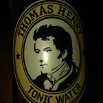 Thomas Henry Tonic Water - the one and only !