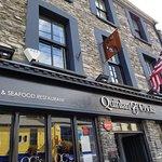 Foto de QC's Seafood Restaurant Bar and Townhouse