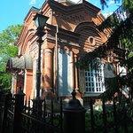 Часовня Александра Невского, восстановлена в 1996г.