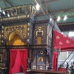 Самый большой экспонат в зале касслинского литья