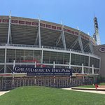 Home of the Cincinnati Reds