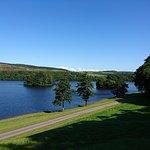 View at the lake