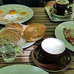 Cafe Diglas im Schottenstift Foto
