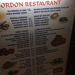 Фотография Osman's Place Gordon Restaurant