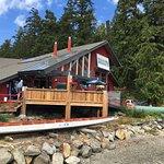 Moby's Pub on Saltspring Island