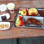 Photo of Pitchfork Steak Fondue