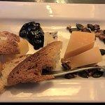 Outstanding Cheese Platter dessert!