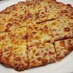 Pepperoni Pizza w/ Cauliflower Crust