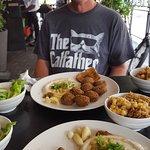 Falafel Hakosem - BEST FALAFEL EVER!!!