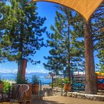 Watermans Landing on the Beach of Lake Tahoe
