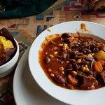 Bison stew