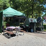 Foto de Mathews Arm Campground